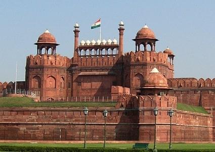 Delhi (Arrival Day)