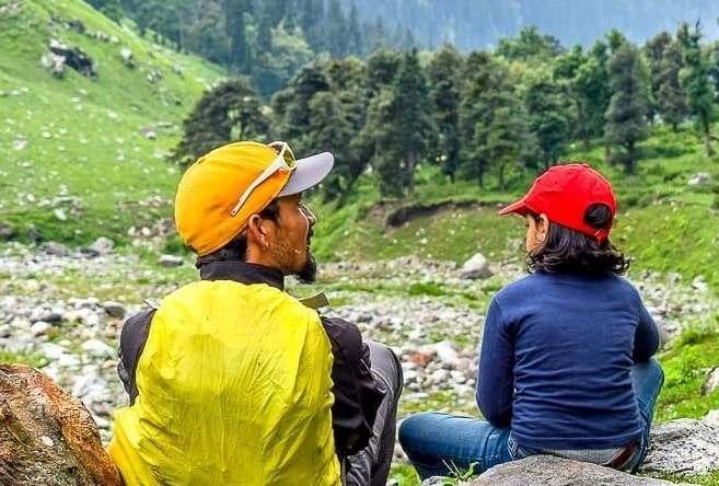 Trekking Camping