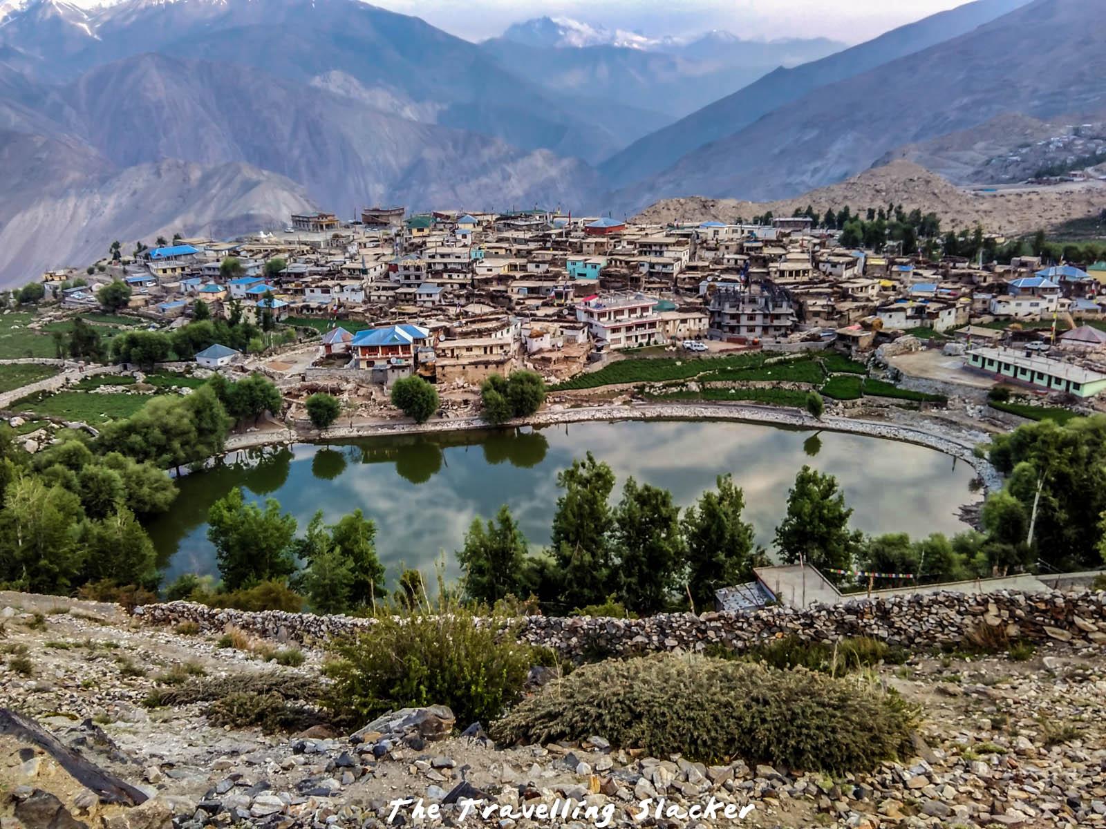 Nako - Kaza (Via Dhankar)